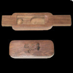 High-Q Wood Travel Pipe